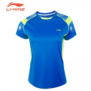 2017 Sudirman Cup Li Ning Women's TD Tournament Badminton Jersey