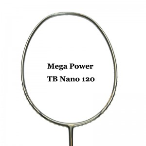 Badminton Racket Mega Power TB Nano 120 [AYPF294-1]