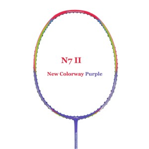 2017 Li-Ning Sudirman Cup Badminton Racket Ultra Sharp TurboCharging N7 II - Purple