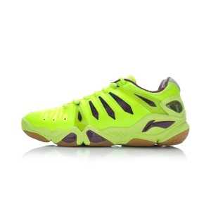Lin Dan Hero 2 Men's Professional Badminton Competitive Shoes - Shining Green