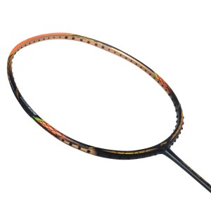 Badminton Racket Mega Power Air Stream N99 New Color - Black/Gold
