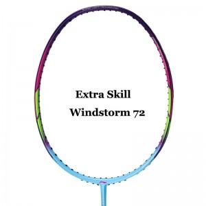 Badminton Racket Extra Skill Windstorm 72 [AYPM084-1]
