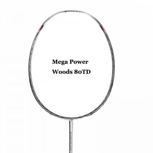 Badminton Racket Mega Power Woods 80TD [AYPH006-1]
