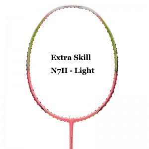 Badminton Racket Zhao Yunlei Extra Skill Turbo N7-II Light [AYPL162-1]