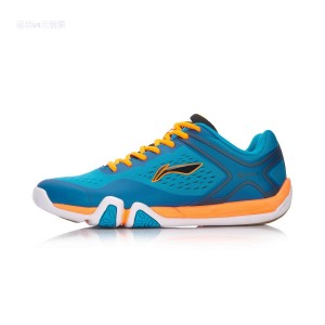 Li-Ning 2017 Men's TD Professional Badminton Shoes [AYTM039-1]