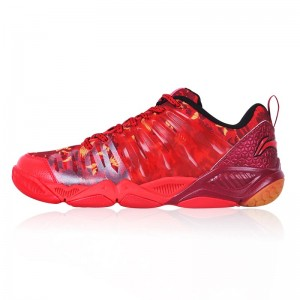 Li-Ning Multi-Accelerate TD Mens Flexible Badminton Training Shoes [AYTL039-1]