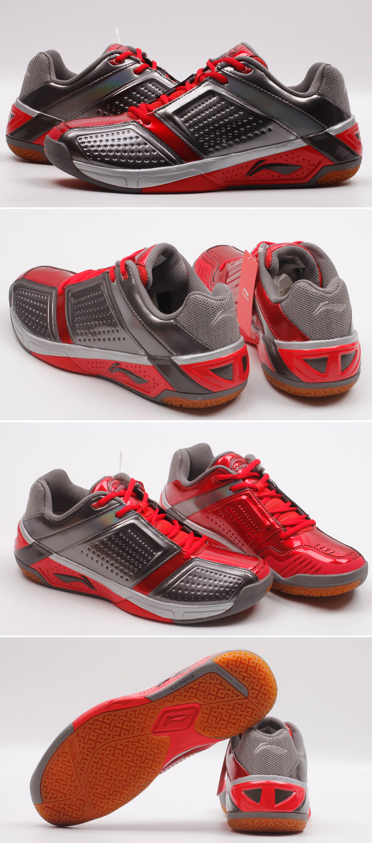 Lin Dan Hero TD Men's Badminton Shoes [AYTL019-3]